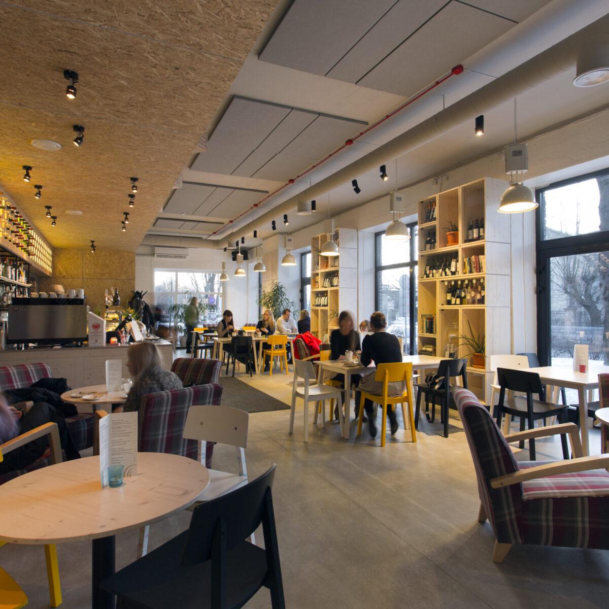 Telliskivi kohvik